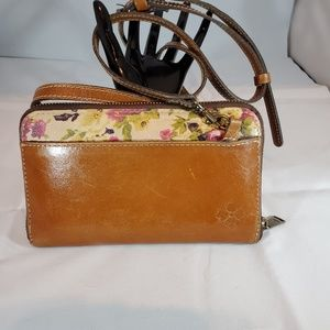 Patricia Nash Floral Collection wallet/purse.